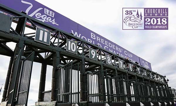 Breeders Cup 2018